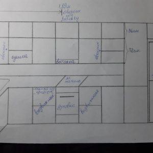 Прошу помощи и совета по компановке кухонного гарнитура
