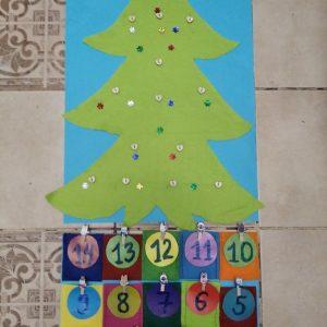 Календарь, ожидание и Новый год