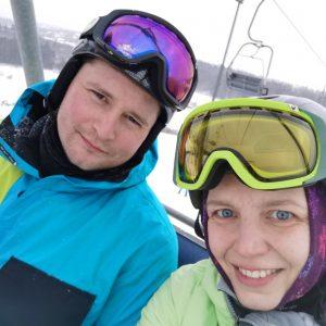 Сноуборд, свекровь, больничный и спорт