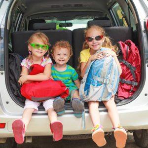 Поездка вместе с ребёнком: что стоит знать