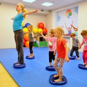 Роль спорта в жизни ребенка от 4 лет