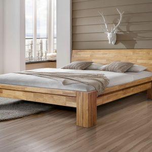 Виды материалов для изготовления кроватей из массива