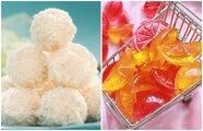 Идеи вашего дома: Как и из чего приготовить полезные конфеты, не опасаясь за фигуру