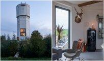 Архитектура: Преображение заброшенной водонапорной башни в современное жилье