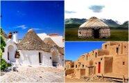 Архитектура: 8 ярких примеров традиционных домов, которые можно найти на планете