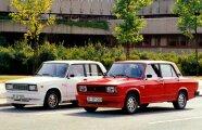Автомобили: 5 советских автомобилей, которые продавались за границей, нашим людям они не доставались