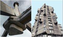 Архитектура: Эпическая архитектура в стиле «Звездных войн» в самом центре Белграда