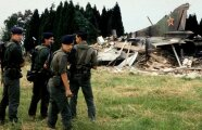 Автомобили: Самолет-беглец: самая нелепая трагедия с участием советского истребителя МиГ-23