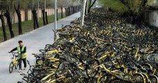 Общество: Почему китайцы начали массово отказываться от использования велосипедов