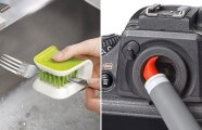 Идеи вашего дома: 12 практических щеток, которые помогут отчистить все уголки в доме