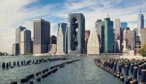 Архитектура: На Манхэттене может появиться эксцентричный небоскреб причудливой формы