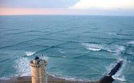 Общество: Квадратные волны: какую угрозу таит в себе «море в клеточку»