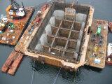 Архитектура: До чего дошел прогресс: как строят опоры мостов под водой