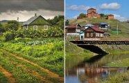 Общество: Деревня, село, поселок: в чем заключается разница между данными понятиями