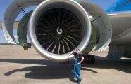 Автомобили: Для чего на подвижных частях турбины самолета рисуют спирали
