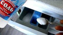 Лайфхак: Почему стоит добавлять соль в порошок во время стирки: 3 причины