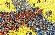 Общество: Страсти по «свинье»: действительно ли немецкие рыцари строились клином на Ледовом побоище