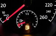 Автомобили: Лампочка загорелась: вредно ли для автомобиля ездить с пустым баком