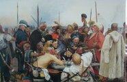 Общество: Запорожцы пишут письмо турецкому султану: из-за чего так веселились казаки на картине Репина
