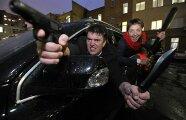 Автомобили: Какие средства самообороны можно законно держать в машине