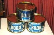 Еда и напитки: Зачем в СССР производили воду в консервах, и почему ее не продавали в магазинах