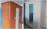 Идеи вашего дома: Как сделать, чтобы устаревший шкаф достойно вписался в современный интерьер