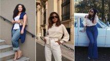 Fashion: Для стройняшек и аппетитных: Как правильно выбрать джинсы для разных типов фигуры