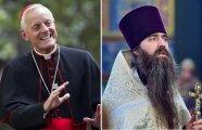 Общество: Почему католические священники не носят бороду в отличие от православных