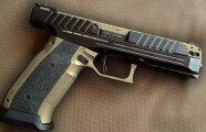 Гаджеты: Пистолет Laugo Arms Alien: чешская новинка, которая затмит собой Glock