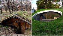Архитектура: Феномен землянки: как она строится, и почему подобный тип жилища еще пользуется немалым спросом