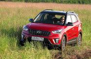Автомобили: «Семерка» наиболее популярных кроссоверов среди автомобилистов России