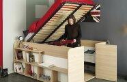 Идеи вашего дома: Умная мебель, которая выполняет множество функций и помогает экономить свободное место