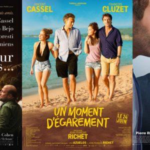 Французский, страстный кинопоцелуй - три отличные комедии!!!