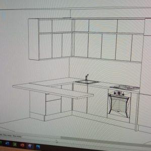 Кухня: что лучше открытые полки или закрытые шкафы