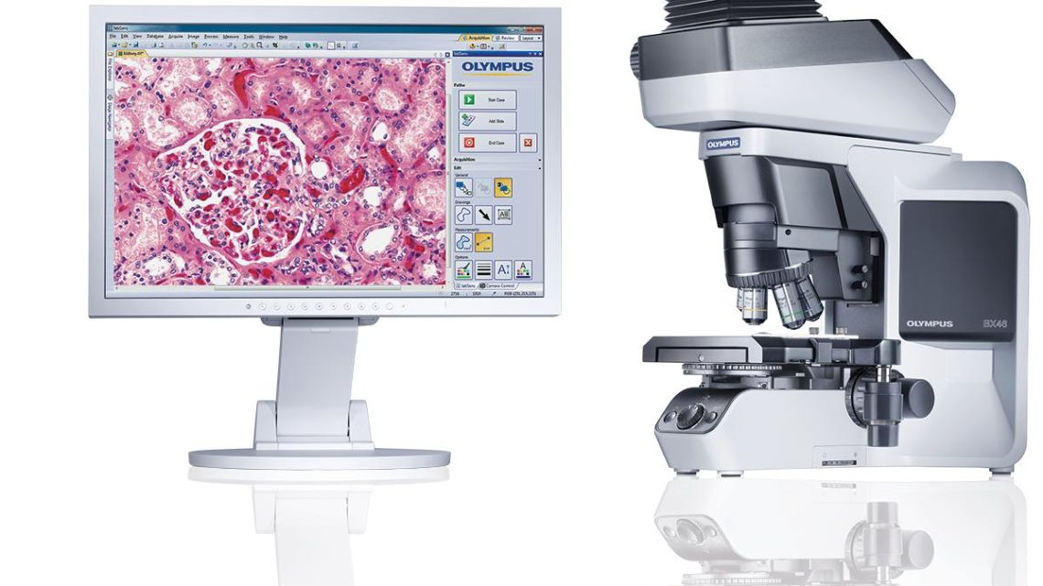 Микроскоп Olympus BX46
