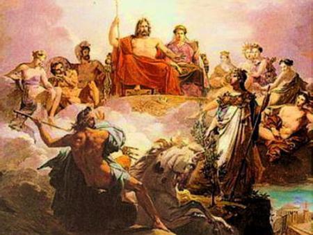Тайна имен древних богов крупнейших цивилизаций