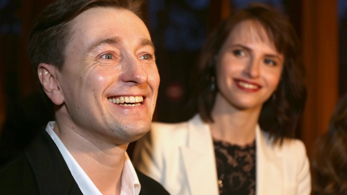 Сергей Безруков в пятый раз станет отцом