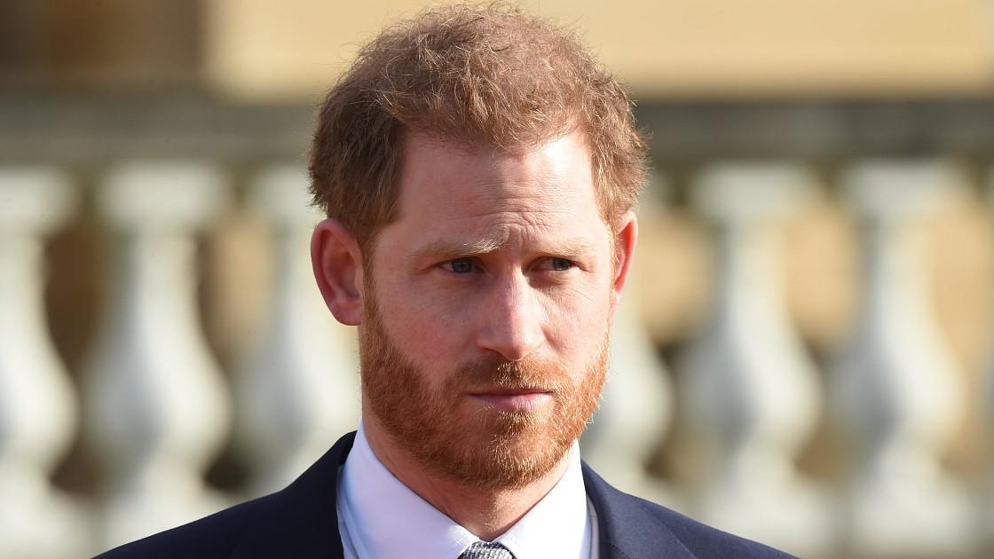 Принц Гарри в спешке покинул Лондон сразу после открытия статуи принцессы Дианы