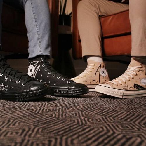 Исса Рэй и Converse представили кастомизированные кросовки Chuck 70