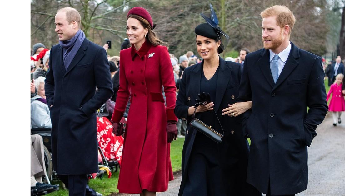 Как Кейт Миддлтон и принц Уильям поздравили Меган Маркл и принца Гарри с рождением дочери?