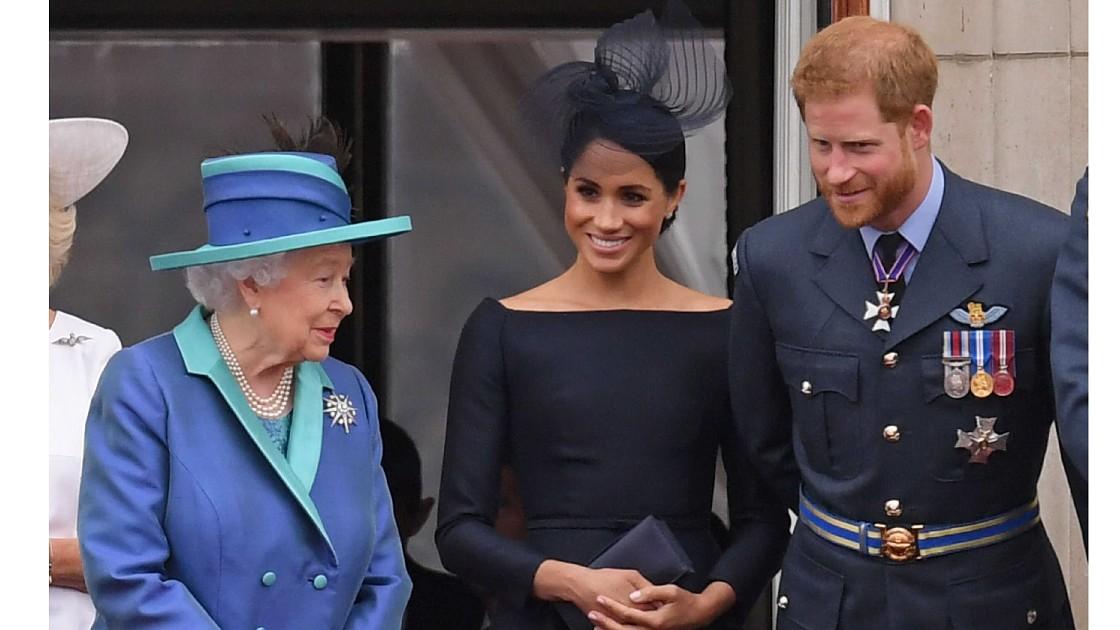 Реакция Елизаветы II на имя дочери принца Гарри, поздравления Томаса Маркла и декретный отпуск Меган. Подробности!