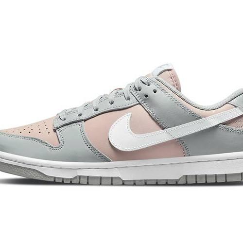 Nike Dunk Low появятся в розовых и серых тонах