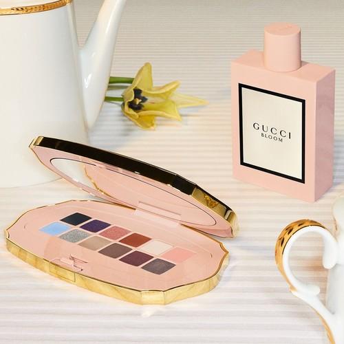 Gucci Beauty показали свою первую палетку теней для век