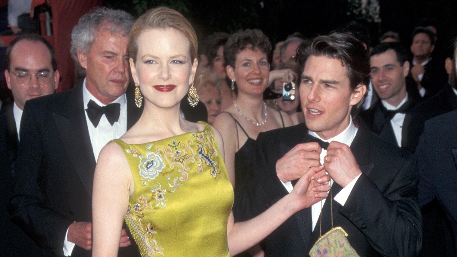 Как платье Николь Кидман на «Оскаре-1997» навсегда изменило традиции красных дорожек