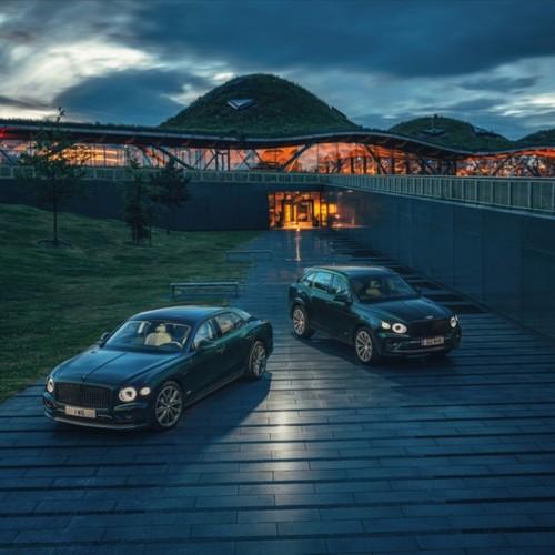 Сотрудничество The Macallan и Bentley Motors будет направлено на более устойчивое развитие