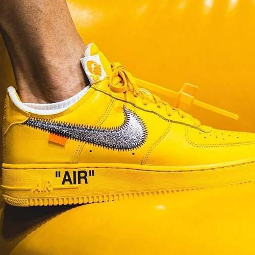 Off-White и Nike анонсировали выход новых кроссовок