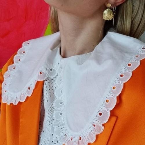 Оранжевый бум: как носить яркий оттенок апельсина этим летом.