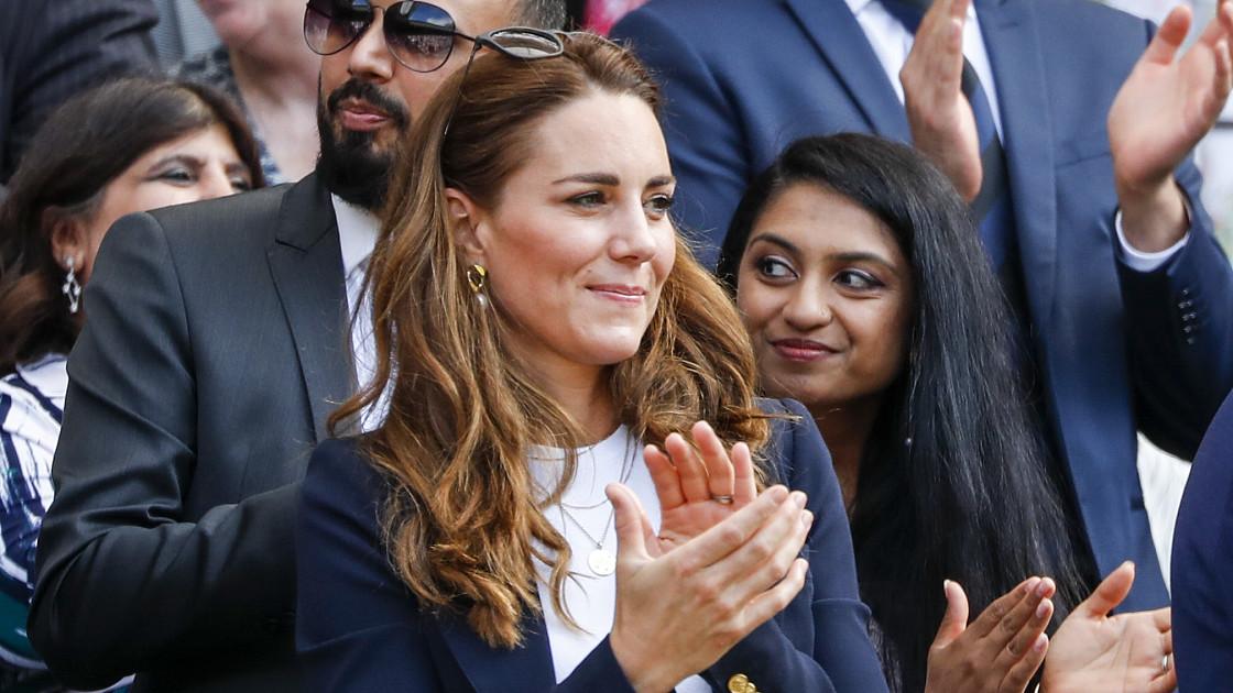 «Она в положении?»: появление Кейт Миддлтон на стадионе «Уэмбли» взволновало поклонников