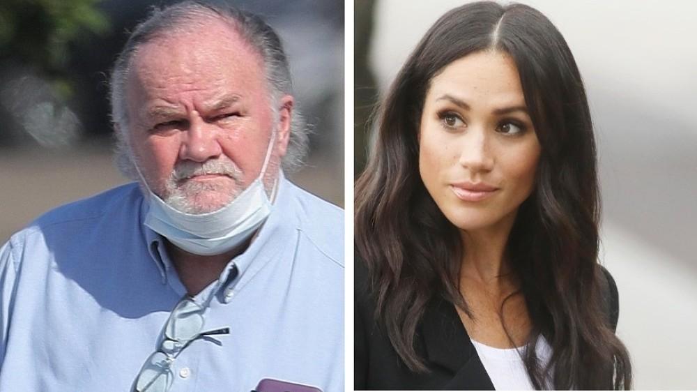Отец Меган Маркл эмоционально обвинил принца Гарри в разрыве своих отношений с дочерью