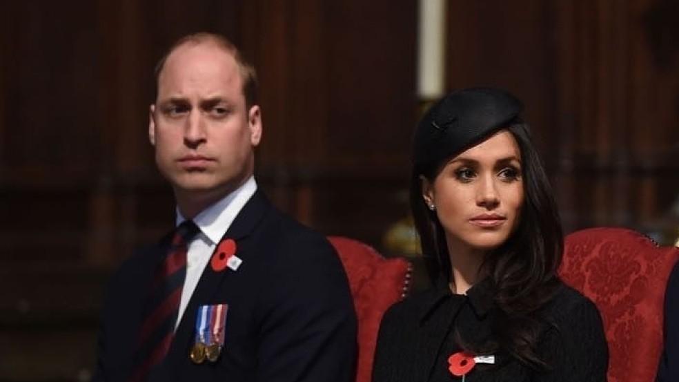 Принца Уильяма обвинили в лицемерии на фоне очередного расистского скандала